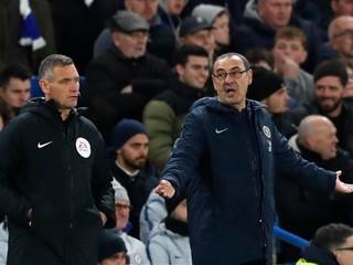Brankár Chelsea odmietol vo finále striedať. Trénera šlo roztrhnúť