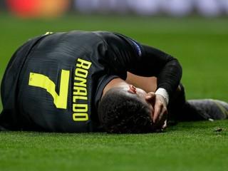 Ronaldova cena opäť klesla. Urazil sa a zablokoval profil portálu
