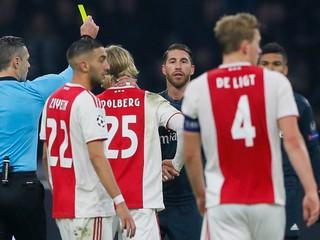 Ramosa obvinili z úmyselnej žltej karty, chcel si vyčistiť konto