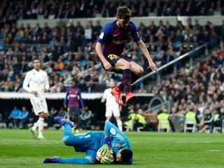 Barcelona si poradila s Realom a postúpila do finále Copa del Rey