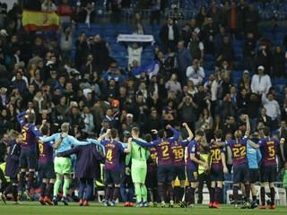 Barcelona zdolala Real dvakrát počas jedného týždňa, uspela aj v lige