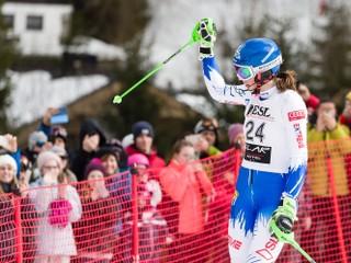 Vlhová vyhrala v Jasnej aj druhé preteky, v slalome deklasovala konkurenciu