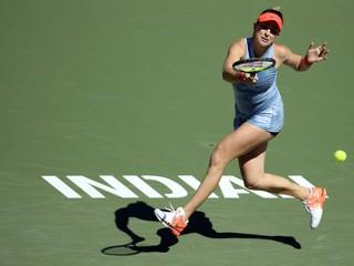Bencicová zažíva čarovné obdobie, v Indian Wells postúpila už do semifinále
