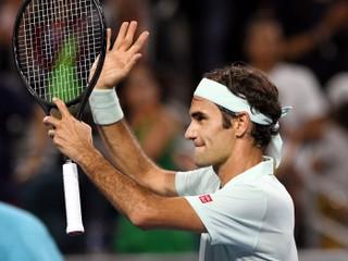 Federer triumfoval v Miami a načal druhú stovku titulov v kariére
