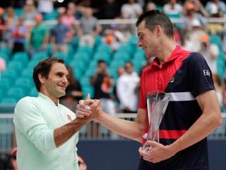 Federerov súper: Ešte nikdy som nebol po prehre taký šťastný