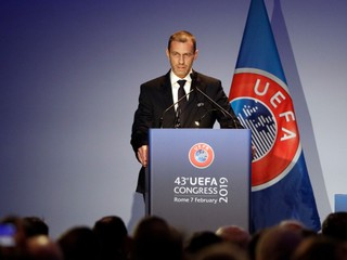 Slováci zorganizujú ME futbalistov do 19 rokov, UEFA predstavila novinky