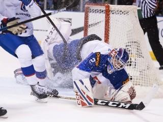 Slovenskí mladíci prehrali na MS aj tretí zápas a proti Lotyšom musia vyhrať