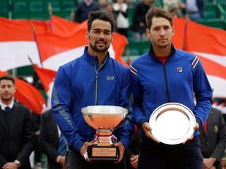 Fognini ovládol turnaj v Monte Carle, vo finále nestratil ani set