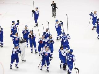 Slováci predviedli vynikajúci vstup do šampionátu, Američanov porazili o tri góly