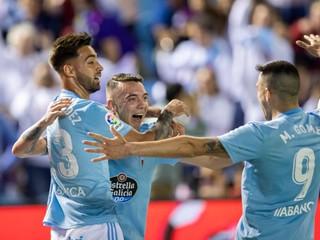 Celta Vigo s Lobotkom prehrala v Bilbau, v La Lige sa však zachránila
