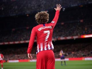 Griezmann odchádza z Atlética Madrid, chce si vyskúšať iné výzvy