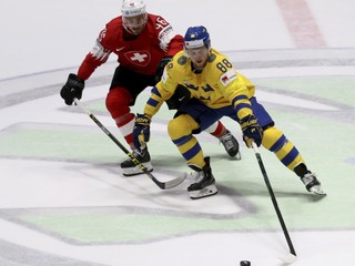 Najproduktívnejším hráčom sa stal Nylander, Marinčin bol vysoko medzi obrancami