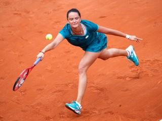 Kužmová postúpila do druhého kola Roland Garros, vyzve turnajovú štvorku