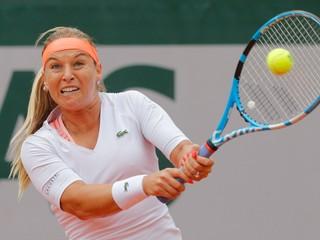 Cibulková končí na Roland Garros, nestačila na Sobolenkovú