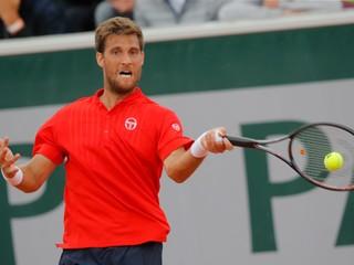Kližan predviedol na Roland Garros skvelý obrat a postúpil do druhého kola
