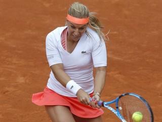 Cibulková vypadla zo štvorhry na Roland Garros po boku Šafářovej