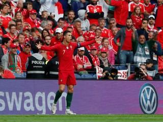 Ronaldo hetrikom poslal Portugalčanov do finále Ligy národov