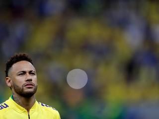 Brazílska televízia zverejnila video z hotela, na ktorom je údajne Neymar