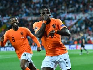 Holandsko otočilo zápas s Anglickom a zahrá si vo finále Ligy národov