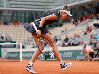 Vondroušová sa prebojovala do finále Roland Garros, vyradila Kontovú