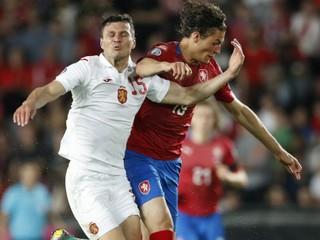 Čechov prebrala gólová facka od Bulharov, Schick zvrátil výsledok
