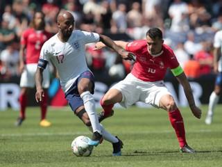 Angličania zdolali Švajčiarov v zápase o bronz v Lige národov až po penaltovom rozstrele