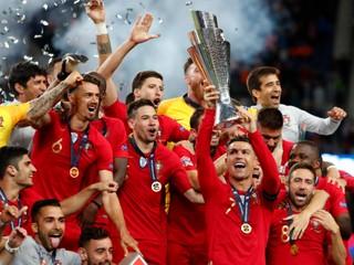 Portugalsko porazilo Holandsko a vyhralo prvý ročník Ligy národov