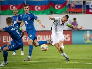 Slováci dali parádne góly. Získali všetky body a sú druhí v skupine