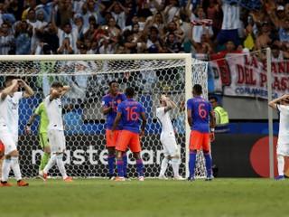 Argentína neprežila najlepší vstup do Copa América, podľahla Kolumbii