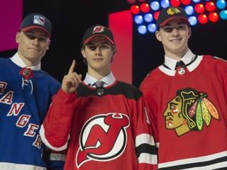 Jednotkou draftu NHL sa stal Hughes, putuje do New Jersey Devils