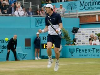 Murray sa nemieni nikam ponáhľať: US Open pre mňa nie je cieľom