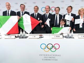 Miláno a Cortina d'Ampezzo budú hostiť zimné olympijské hry v roku 2026