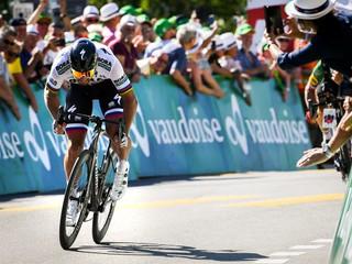 Saganovi v závere chýbali sily. Klasiku v Montreale vyhral Van Avermaet