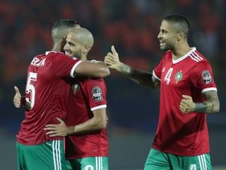 Maroko zdolalo Pobrežie Slonoviny a postúpilo do osemfinále