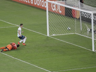 Argentína zdolala Venezuelu, v semifinále narazí na Brazíliu