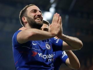 Higuain končí v Chelsea, hovorí sa o jeho odchode do Talianska