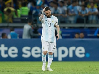 Messi zúril na rozhodcu ako nikdy predtým: Neuveriteľné, vravel