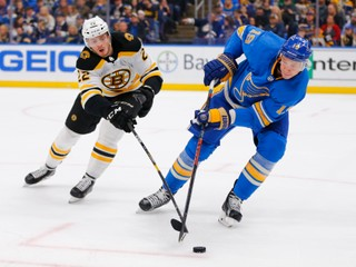Cehlárik bol medzi voľnými hráčmi len týždeň, s Bruins podpísal zmluvu