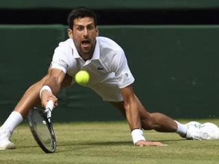 Djokovič postúpil po šiesty raz do finále Wimbledonu