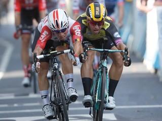 Ewan vyhral aj štvrtú etapu Tour Down Under. Baška skončil ôsmy