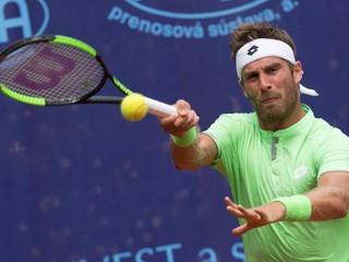 Gombos zdolal Mannarina a na turnaji ATP vo Washingtone postúpil už do 3. kola