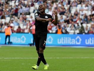 City v prvom zápase deklasovalo West Ham, nováčik takmer prekvapil Tottenham