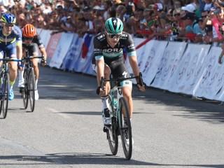 Baška skvelo vstúpil do Tour Down Under. V prvej etape skončil tretí
