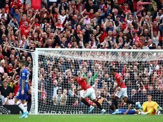 Dúbravka čelil hviezdam Arsenalu, Manchester United deklasoval Chelsea