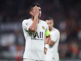 PSG senzačne prehralo už v druhom kole novej sezóny, nestačilo na Stade Rennes