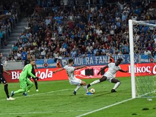 Slovan Bratislava je bližšie k postupu v Európskej lige, doma zdolal PAOK Solún