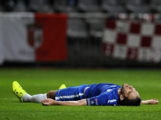 Marek Bakoš hrdinom Liberca. V derby proti Jabloncu strelil hetrik
