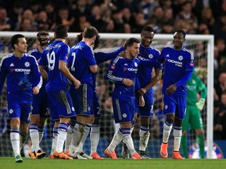 "Chelsea deklasovala Manchester City 5:1. Pellegrini postavil ""béčko"""