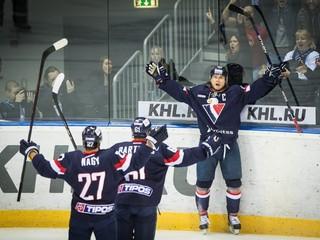 Slovan v play-off končí, s CSKA prehral 0:4 na zápasy