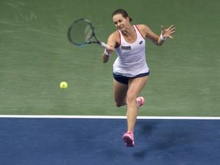 Opäť prehra. Hantuchová nevyhrala zápas v hlavnej súťaži WTA od polovice júla
